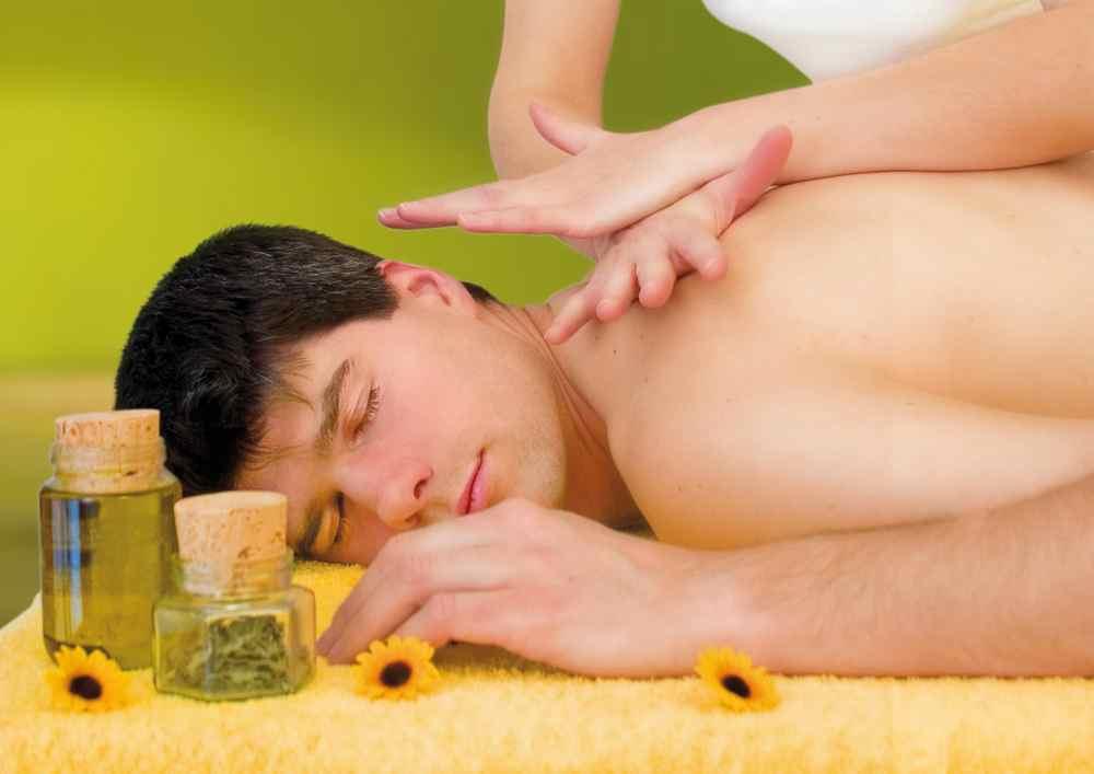 A Massage Therapist