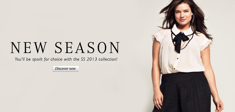 New season plus size dress