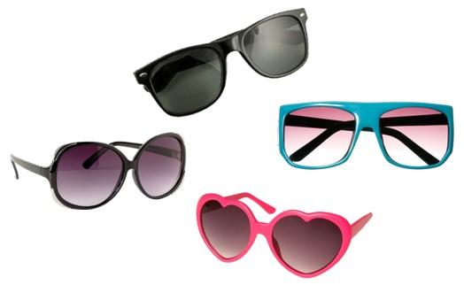 Top Sunglasses Styles