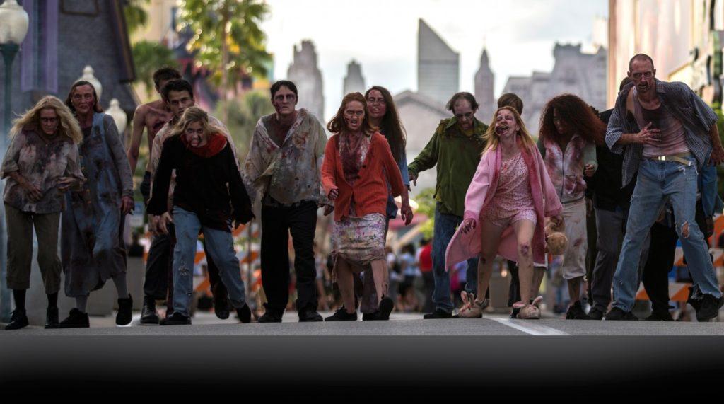 Village Halloween Parade